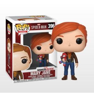 ポップ! 『Marvel's Spider-Man』メリー・ジェーン[ファンコ]《発売済・在庫品》 amiami