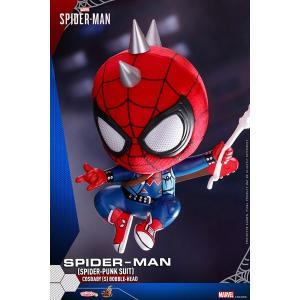 コスベイビー 『Marvel's Spider-Man』[サイズS]スパイダーマン(スパイダー・パンク・スーツ版)[ホットトイズ]《12月仮予約》