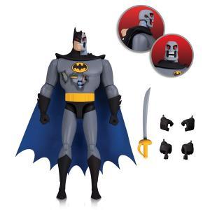 バットマン アニメイテッド 6インチ DCアクションフィギュア バットマン(H.A.R.D.A.C./アニメイテッドシリーズ版)[DCコレクティブル]《06月仮予約》 amiami