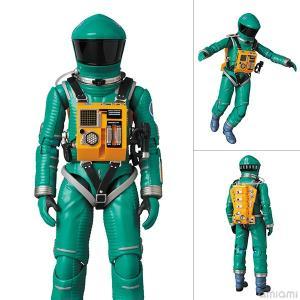 マフェックス No.089 MAFEX SPACE SUIT GREEN Ver.[メディコム・トイ]《11月予約》|amiami