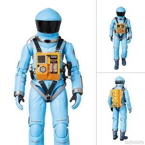 マフェックス No.090 MAFEX SPACE SUIT LIGHT BLUE Ver.[メディコム・トイ]《11月予約》|amiami