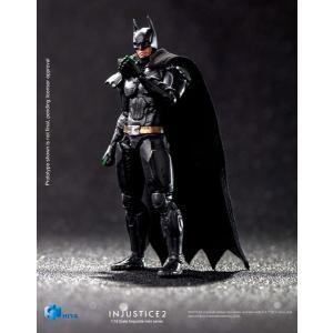 インジャスティス2 1/18 アクション フィギュア バットマン[ハイヤトイズ]《発売済・在庫品》