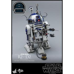 ムービー・マスターピース スター・ウォーズ 1/6 R2-D2 デラックス版 ※延期前倒し可能性大[ホットトイズ]【同梱不可】【送料無料】《11月仮予約》|amiami