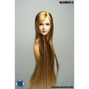 1/6 女性ヘッド 015 C[Super Duck]《発売済・在庫品》|amiami