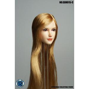 1/6 女性ヘッド 015 C[Super Duck]《発売済・在庫品》|amiami|03
