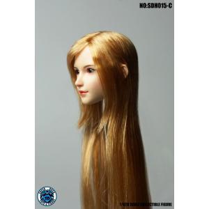 1/6 女性ヘッド 015 C[Super Duck]《発売済・在庫品》|amiami|04