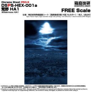 ジオラマシートPRO-S [FREE 荒野HA1][箱庭技研]《12月予約》|amiami