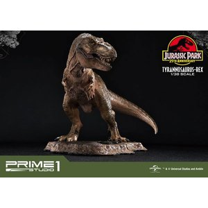 プライムコレクタブルフィギュア/ ジュラシック・パーク: ティラノサウルス・レックス 1/38 PV...