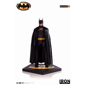 バットマン 1989 ティム・バートン/ バットマン 1/10 アートスケール スタチュー[アイアン・スタジオ]《06月仮予約》|amiami