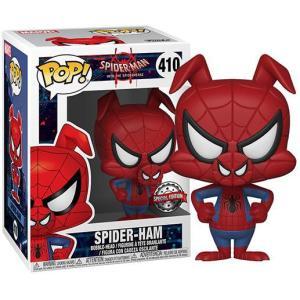 POP! 『スパイダーマン: スパイダーバース』スパイダー・ハム[ファンコ]《発売済・在庫品》