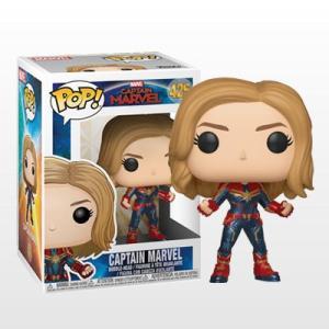 POP! 『キャプテン・マーベル』キャプテン・マーベル[ファンコ]《発売済・在庫品》