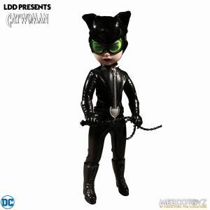 リビングデッドドールズ/ LDD presents DCコミックス: キャットウーマン[メズコ]《発売済・在庫品》