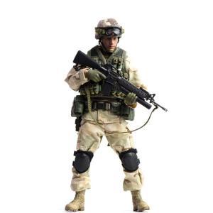1/12 アメリカ陸軍 第75レンジャー連隊 グレナディア タスクフォースレンジャー 1993 ソマリア[クレイジーフィギュア]【送料無料】《06月仮予約》
