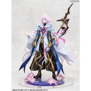 【限定販売】Fate/Grand Order キャスター/マーリン 1/8 完成品フィギュア[amie×ALTAiR]《04月予約》 amiami 02