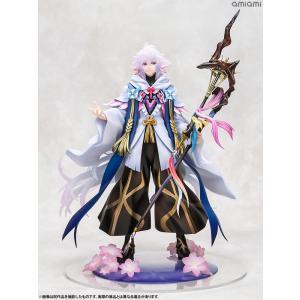 【限定販売】Fate/Grand Order キャスター/マーリン 1/8 完成品フィギュア[amie×ALTAiR]《04月予約》 amiami 03
