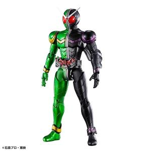 Figure-rise Standard 仮面ライダーW サイクロンジョーカー プラモデル[BANDAI SPIRITS]《発売済・在庫品》