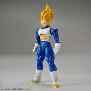 Figure-rise Standard 超サイヤ人 ベジータ(リニューアル版) プラモデル 『ドラゴンボール』[BANDAI SPIRITS]《発売済・在庫品》 amiami