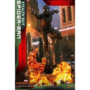 ムービー・マスターピース Far From Home 1/6 スパイダーマン DX版 延期前倒可能性...