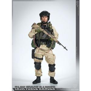 1/12 アメリカ陸軍 デルタフォース M14スナイパー タスクフォースレンジャー 1993 ソマリ...