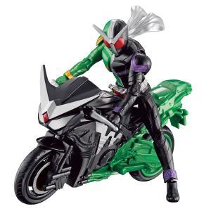 RKFレジェンドライダーシリーズ 仮面ライダーダブル サイクロンジョーカー&ハードボイルダー[バンダイ]《発売済・在庫品》