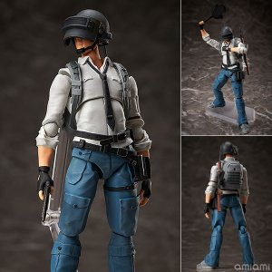 figma PLAYERUNKNOWN'S BATTLEGROUNDS The Lone Survivor[フリーイング]《05月予約》|amiami