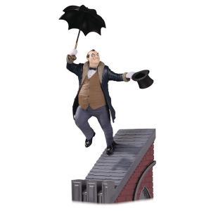 『DCコミックス』[DC スタチュー] 「バットマン・ヴィランズ」ペンギン[DCコレクティブル]《04月仮予約》 amiami