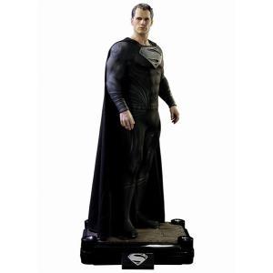 バットマン vs スーパーマン スーパーマン ブラックスーツ 1/2 スタチュー[プライム1スタジオ]【同梱不可】【送料無料】《02月予約》 amiami
