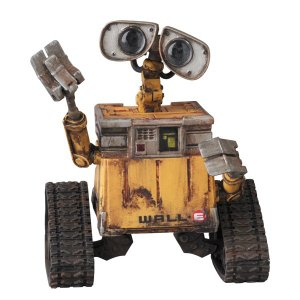 ウルトラディテールフィギュア UDF WALL・E リニューアルVer 再販 メディコム・トイ の商品画像|ナビ