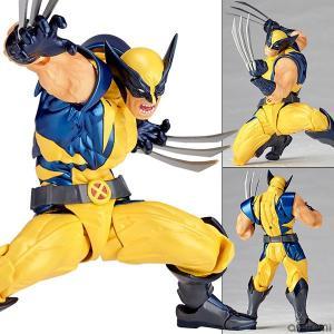 フィギュアコンプレックス アメイジング・ヤマグチ No.005 Wolverine (ウルヴァリン)(再販)[海洋堂]《03月予約》