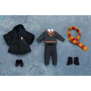 ねんどろいどどーる おようふくセット ハリー・ポッター グリフィンドール制服:Boy[グッドスマイルカンパニー]《発売済・在庫品》|amiami|02