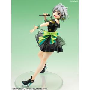 【限定販売】YuNi -Black Dress ver.- アクリルストラップセット 1/7 完成品フィギュア[NUVIS]《10月予約》 amiami 03