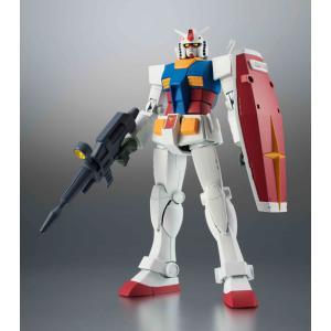 ROBOT魂 〈SIDE MS〉 RX-78-2 ガンダム ver. A.N.I.M.E. [BES...