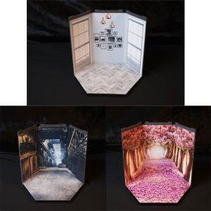 ドールシアターA セット(室内、工場、桜)[データプラネット]《発売済・在庫品》 amiami
