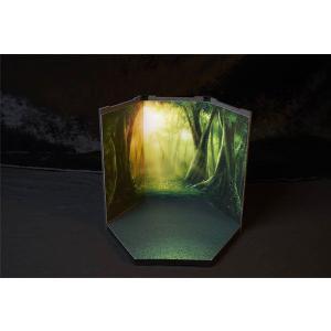 ドールシアター単品背景紙(2)森[データプラネット]《発売済・在庫品》 amiami