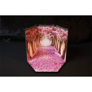 ドールシアター単品背景紙(5)桜[データプラネット]《発売済・在庫品》 amiami