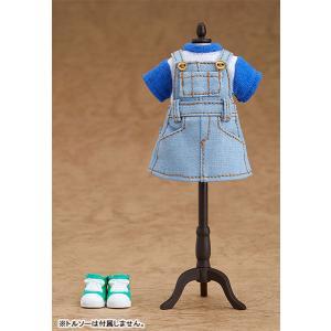 ねんどろいどどーる おようふくセット オーバーオールスカート[グッドスマイルカンパニー]《05月予約》|amiami|03