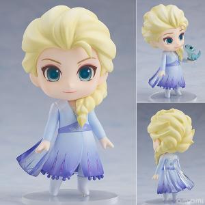 ねんどろいど アナと雪の女王2 エルサ Blue dress Ver.[グッドスマイルカンパニー]《01月予約》|amiami