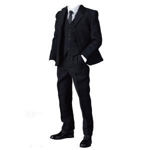 【特典】1/6 男性用 クラシック ギャングスター スーツ A (ドール用)[PPトイズ]《12月予約》|amiami