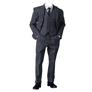 【特典】1/6 男性用 クラシック ギャングスター スーツ B (ドール用)[PPトイズ]《12月予約》|amiami
