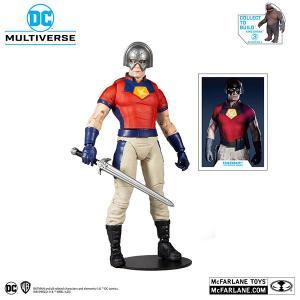 『DCコミックス』DCマルチバース 7インチ・アクションフィギュア #080 ピースメイカー[マクフ...