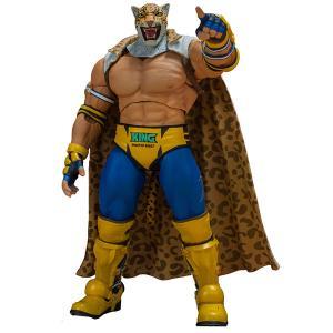 鉄拳7 アクションフィギュア キング[ストームコレクティブルズ]《12月仮予約》の画像