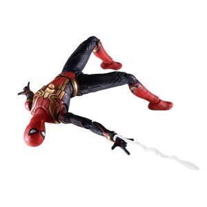 S.H.Figuarts スパイダーマン[インテグレーテッドスーツ](スパイダーマン:ノー・ウェイ・ホーム)[BANDAI SPIRITS]《12月予約》の画像