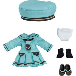 ねんどろいどどーる おようふくセット Sailor Girl(Chocomint)[グッドスマイルカンパニー]《01月予約》|amiami