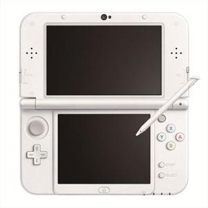 Newニンテンドー3DS LL 本体 パールホワイト[任天堂]【送料無料】《発売済・在庫品》|amiami