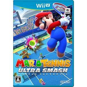 Wii U マリオテニス ウルトラスマッシュ[任天堂]【送料無料】《発売済・在庫品》 amiami
