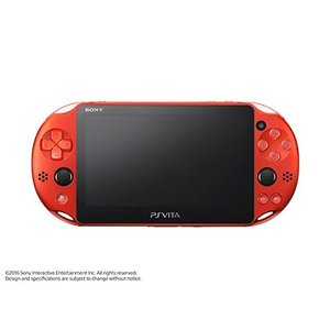 PS Vita Wi-Fiモデル メタリック・...の関連商品5