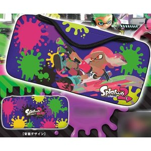 QUICK POUCH COLLECTION for Nintendo Switch splatoon2 Type-A キーズファクトリー の商品画像