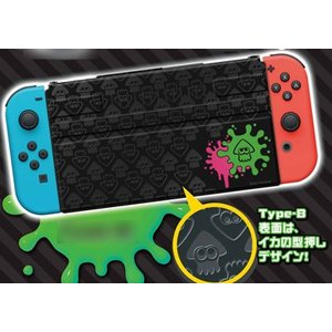 front cover collection for nintendo switch splatoon2 type b キーズ