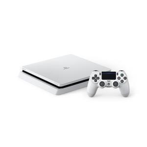 PlayStation 4 グレイシャー・ホワイ...の商品画像