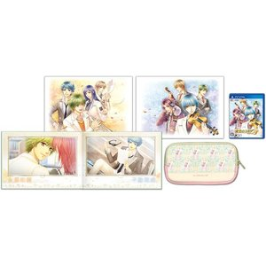 【特典】PS Vita 金色のコルダ2 ff(フォルテッシモ) トレジャーBOX[コーエーテクモゲームス]《在庫切れ》|amiami